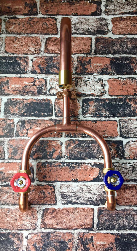 q copper swivel joint and spout end cap