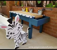 how to make a kids craft table, Kids craft table