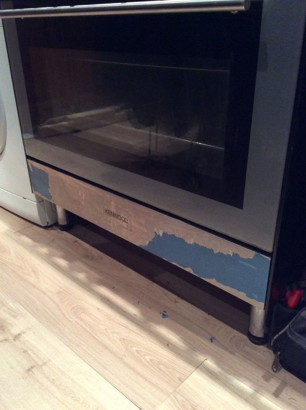 q i bought a cooker 2nd hand and can t remove the protective film