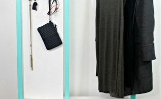 minimalist clothes rack wardrobe for small spaces