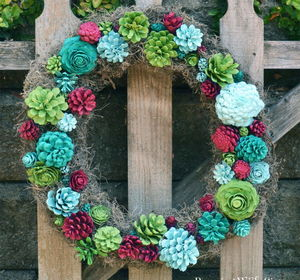 s 17 tricks to make a gorgeous wreath in half the time