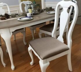Diy Dining Table Makeover With Annie Sloan Chalk Paint Hometalk