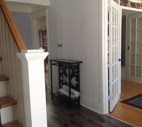 So I Took Out 3 Closets To Put In A Foyer ( Best Decision Ever) | Hometalk