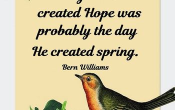The Day The Lord Created Hope Spring Printables