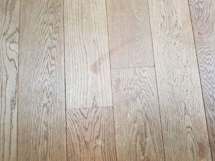 our bedroom floor is a mess