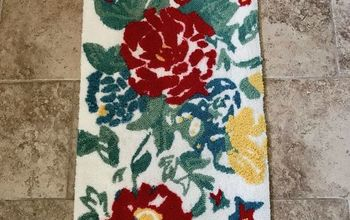 My Easy Way to Clean an Area Rug