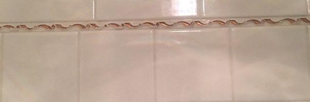 q can i paint ceramic tile trim