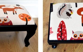 How to Reupholster a Bench