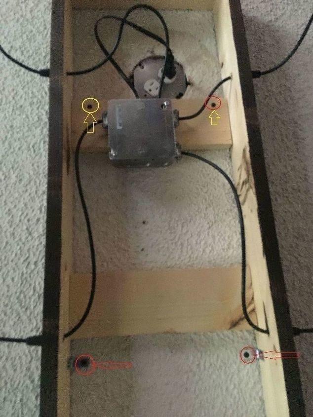 Diy Rustic Kitchen Light Fixture Hometalk