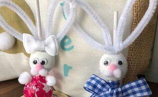tootsie pop bunnies