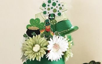 Whimsical St. Patrick's Day Centerpiece