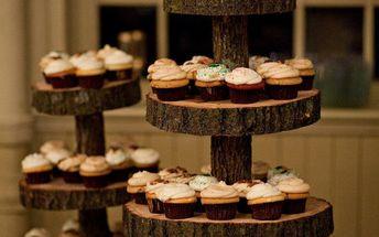 wood cake topper custom wedding cake topper