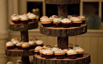 Wood Cake Topper (custom Wedding Cake Topper)