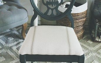 chair repair makeover
