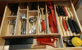 kitchen cutlery drawer organizer