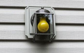 refurbished outdoor lighting