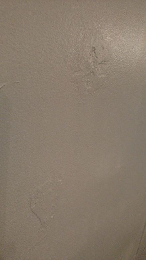 q holes in walls