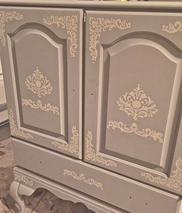 new look for small armoire