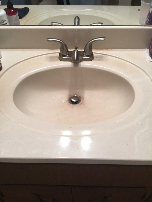 q bathroom sink
