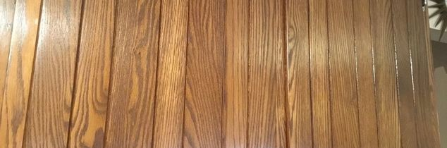 q what is the best type of paint to use for wood grain kitchen cabinets