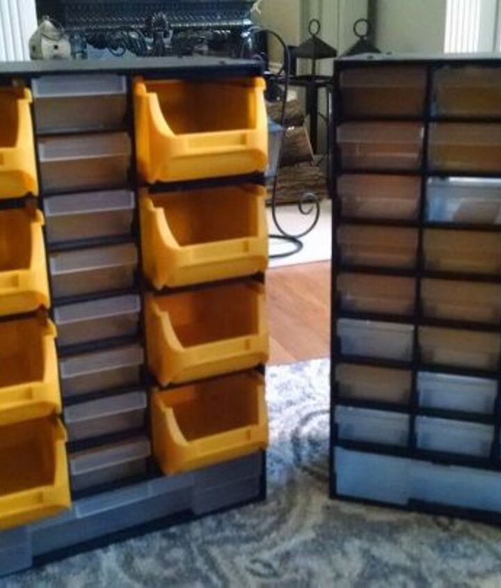 from tool box to makeup organizer