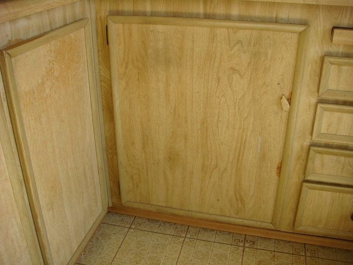 Is Safe To Remove And Replace Particle Board Cabinet Doors To Paint