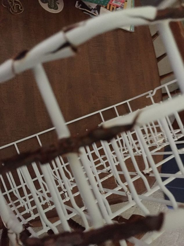 q is it possible to rust proof paint a dishwasher rack