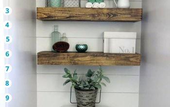 The Top 11 Ways to Refresh Your Builder Grade Bathroom.