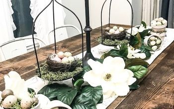 Transform Dollar Store Terra Cotta Pots Into Easter Table Decor