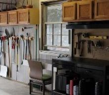 transforming your garage shop using what you already have