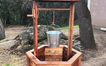 diy wishing well