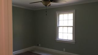 Including Some Pictures E Between Lower Molding And Top Crown Is The Wall Painted With Same Trim Color Last Photo A Bedroom Just