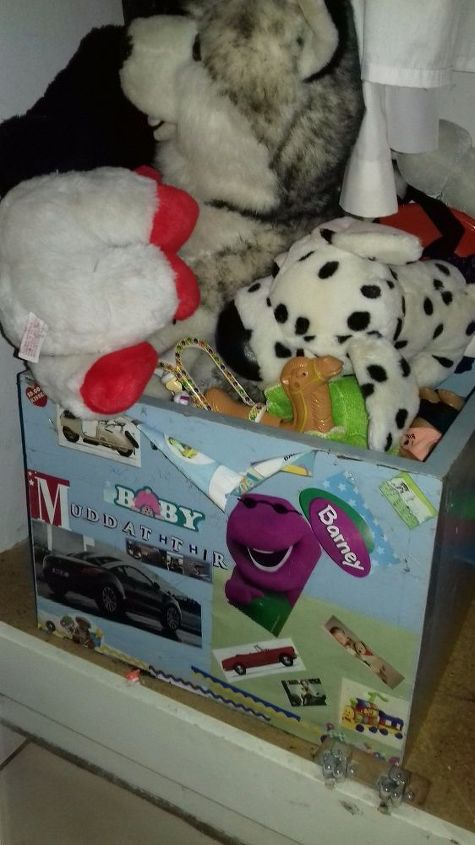 q what is the cheapest yet stylish way to transform the toy box