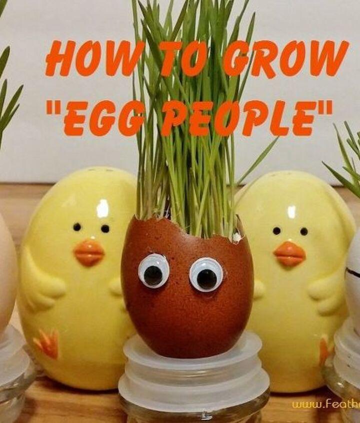egghead easter craft