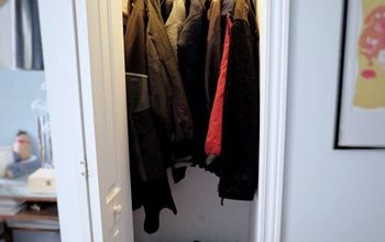 Closet Lighting Issues:  Solved!