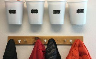 winter gear storage