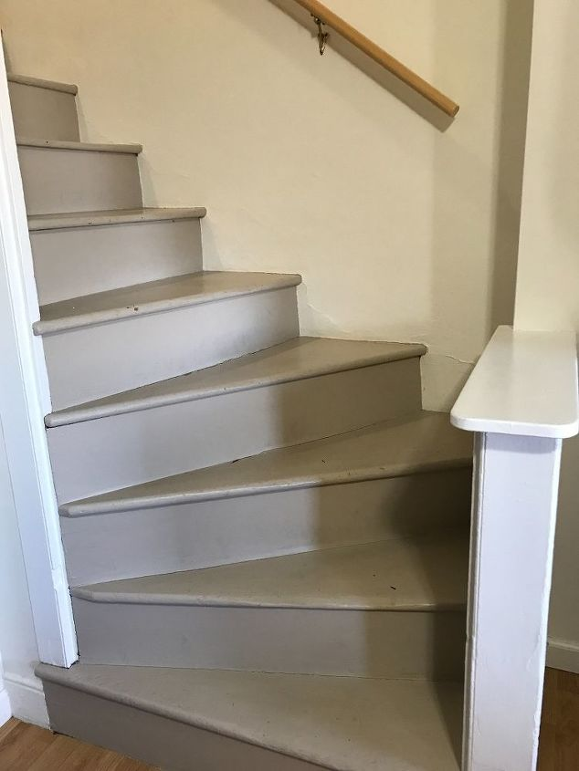 q any ideas to recover these steps without breaking the bank
