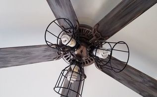 Appliances ceiling fans in make over hometalk painted ceiling fan sharyn aloadofball Images