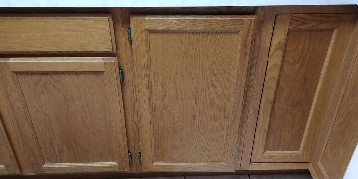 My Kitchen Cabinets Are Almost 23 Years Old Need A Refresh