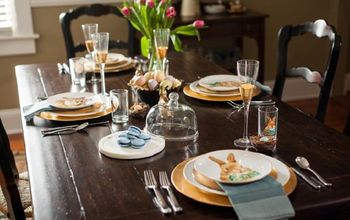 How To Create A Trendy Easter Tablescape
