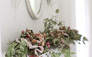 Ideas For A Spring Garland That Will Last