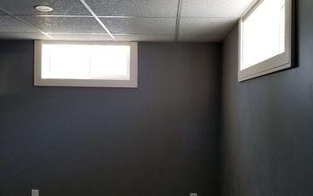 Basement window treatment ideas?