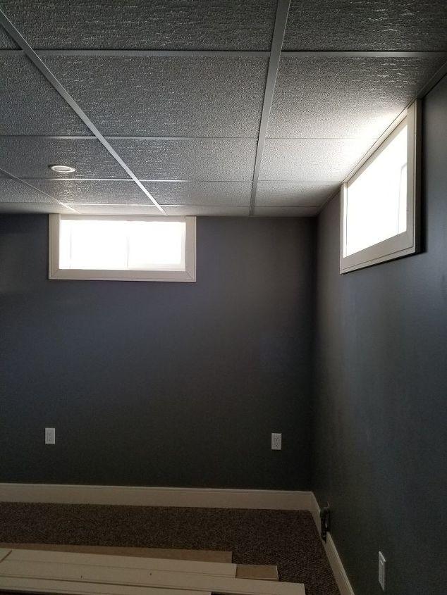 Basement Window Treatment Ideas Hometalk Delectable Basement Window Treatment Ideas