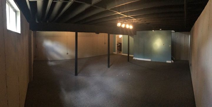 finished basement on a budget