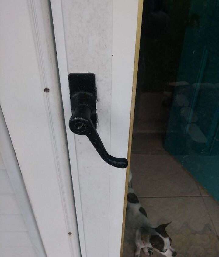 screen door make over