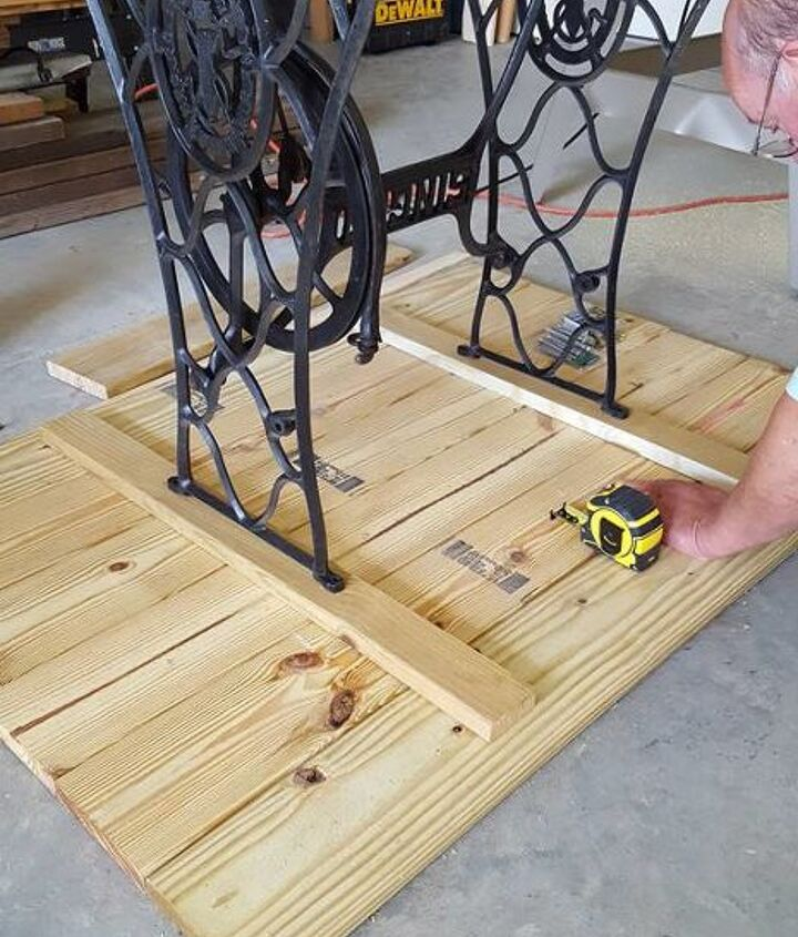 Positioning the boards