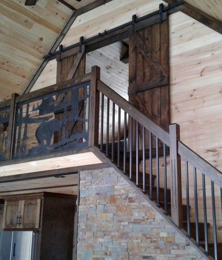 simple barn door build