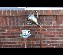 pouring tea pot tea cup