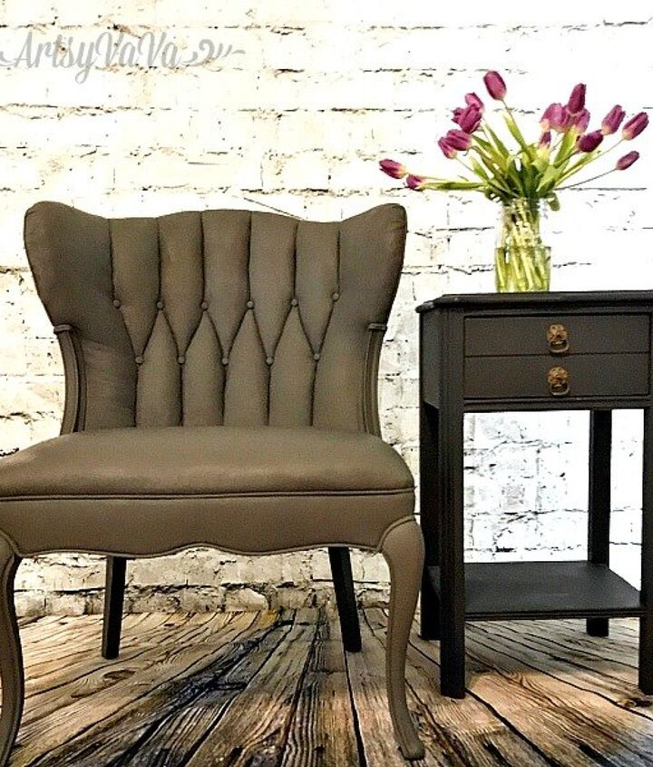 how to paint upholstery