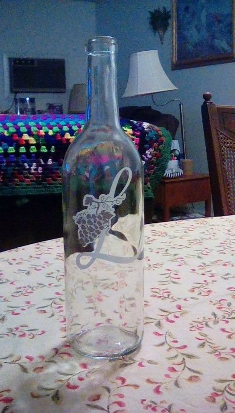 q how can i decorate this bottle for my daughter